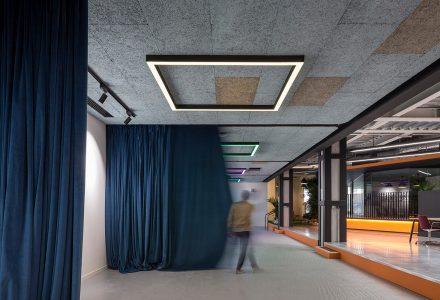 爱尔兰Rothco公司新办公室设计