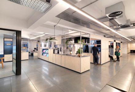 伦敦·住宅开发商Pocket Living办公室