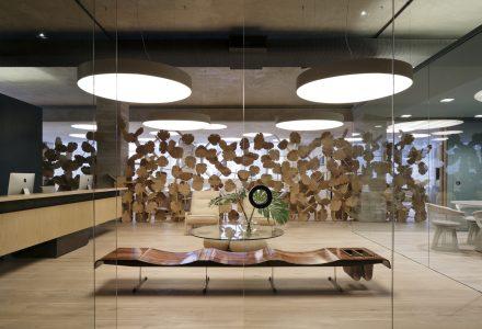 多功能透明-巴西HY办公室设计
