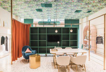 北京·Jeemee服装和家居品牌体验式购物空间