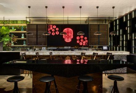 迪拜·Peyote墨西哥主题国际餐厅