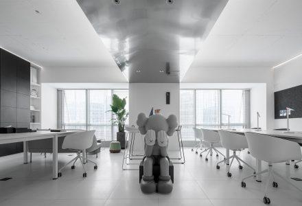 """长沙""""白色盒子""""知白设计研究室"""