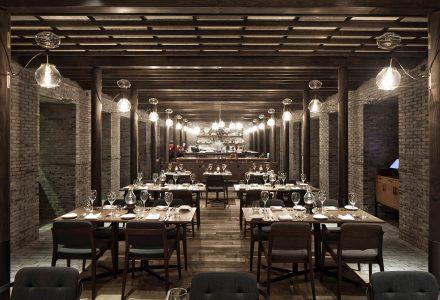 上海·Capo意大利餐厅 / Neri&Hu如恩设计