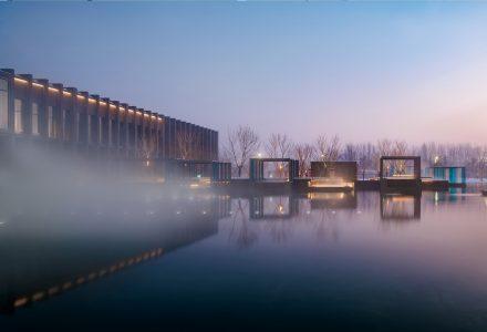 河南许昌·云雾温泉酒店设计