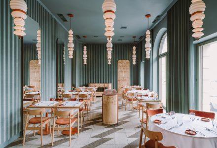 波兰·Opasly Tom当代餐厅设计 / BUCK.STUDIO