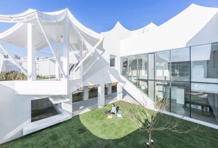 韩国仁川·飞行员之家设计