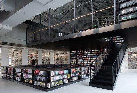 北京·Page One书店室内设计(北京坊店)
