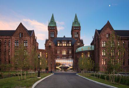 纽约·亨利酒店改造设计