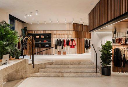 巴塞罗那·Javier Simorra时装品牌旗舰店