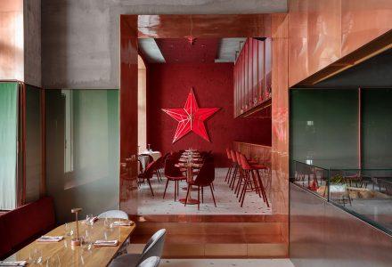 莫斯科·PINK MAMA酒吧餐厅