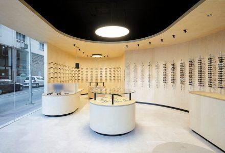 西班牙·Panóptica品牌眼镜店