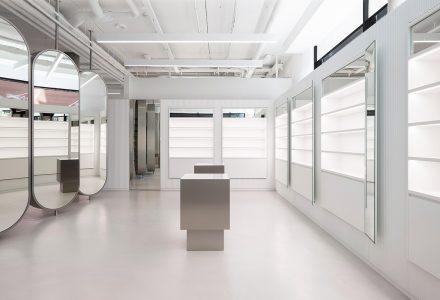 柏林·ZALANDO美容店设计