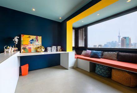 """上海""""松柏公寓""""改造设计"""