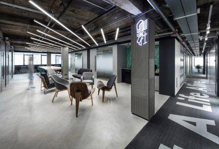 上海·gala集社联合办公空间