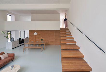 鹿特丹Gym阁楼公寓设计