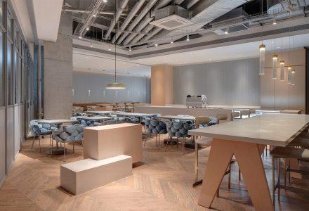 杭州·LUCKY PIGGY甜品+轻食餐厅 / 界建筑