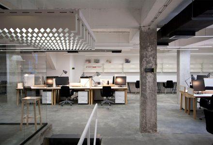 塞尔维亚贝尔格莱德NOVA ISKRA设计孵化站