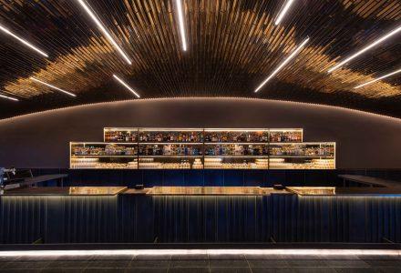 墨西哥国家礼堂内的酒吧设计