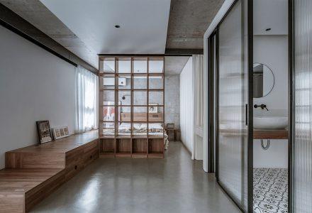 北京SULI房屋改造设计 / 罗秀达