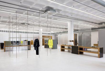 葡萄牙里斯本·TEM-PLATE设计师品牌概念店