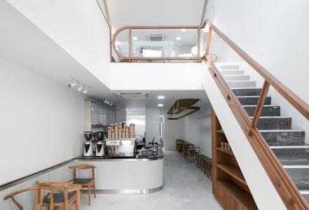 泰国清迈·Transit Number 8私宅改造的咖啡店