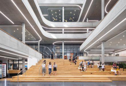 柏林Zalando总部办公楼设计