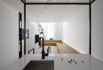 """南京·""""容""""LOFT空间设计 / 云行空间建筑"""