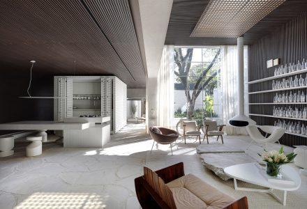 """巴西""""行星之家""""主题概念住宅设计"""