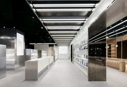 首尔·乐天百货291 Photographs'摄影零售店