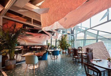 北京·AKATOAO赤青餐厅Grill&Bar / SODA