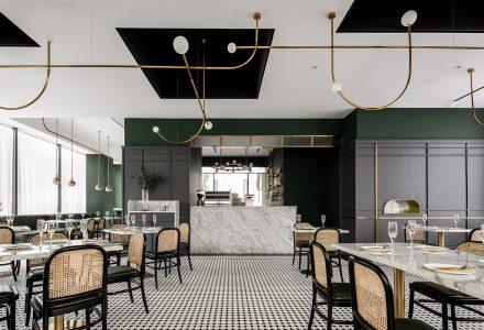 重庆·HILLSIDE坡上厨房餐厅 / 治木设计