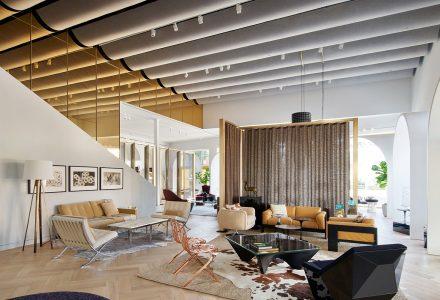 洛杉矶·家具品牌Knoll零售空间设计