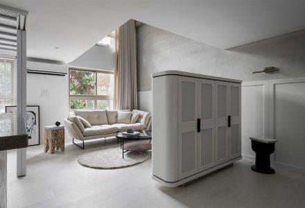 台北·南希的LOFT公寓设计 / Studio In2