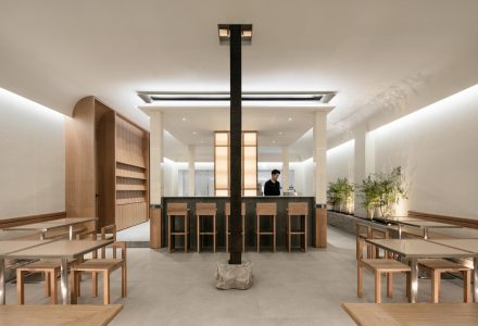韩国世宗市·SAEM咖啡厅 / LABOTORY