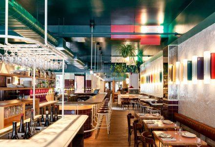 蒙特利尔·Vinvinvin葡萄酒酒吧餐厅