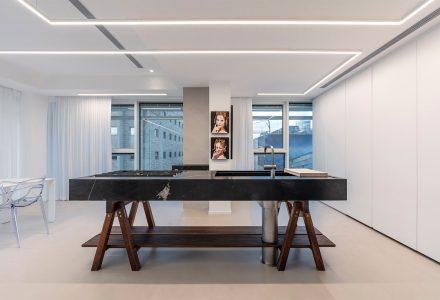 以色列A3艺术公寓设计