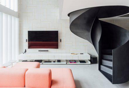 巴西阿雷格里港的LOFT公寓设计