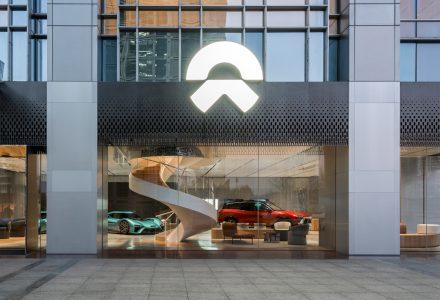北京东单·蔚来体验中心(NIO House) / AIM