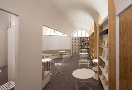 上海·陇上书店设计 / 米凹工作室