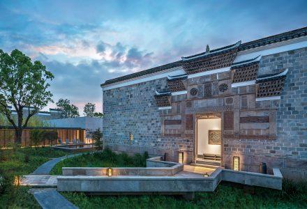 上海·养云安缦(Amanyangyun)精品度假酒店 / Kerry Hill