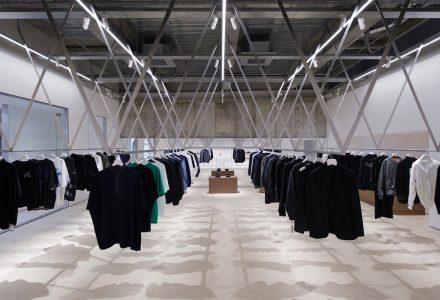 日本富山·CÔTE À CÔTE潮流服装店