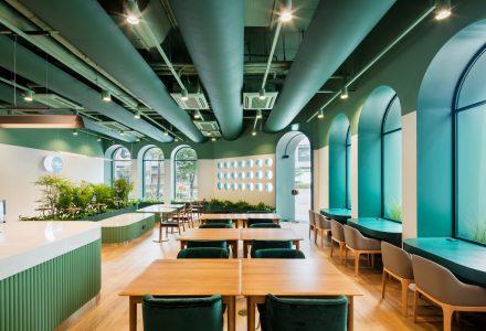首尔京畿道·EROM CaféLoge品牌咖啡馆