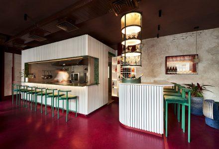 莫斯科·Commons酒吧餐厅设计