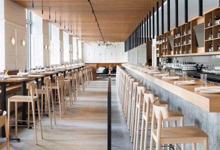 西雅图·Cortina高档意大利酒吧餐厅设计