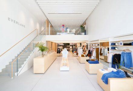 纽约威廉斯堡·Everlane线下服装店设计