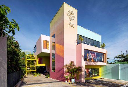 哥斯达黎加·Hija de Tigre女装店设计