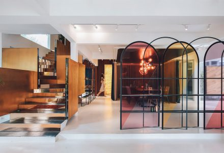 吉隆坡Mantab房地产开发公司办公空间