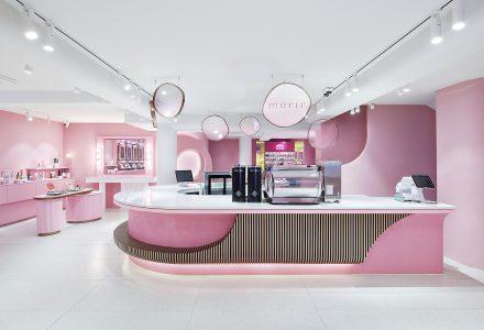首尔·Villa de Murir Store化妆店+咖啡厅