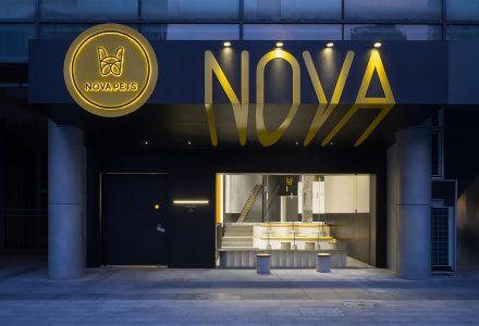 杭州·NOVA PETS宠物咖啡店 / SAY ARCHITECTS