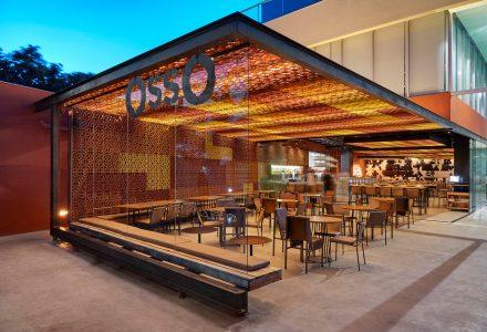 巴西·OSSO烧烤餐厅设计